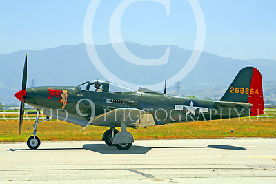 WB - P-63 00009 Bell P-63 Kingcobra Pretty Polly by Peter J Mancus