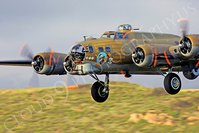 CUNWB 00012 Boeing B-17G Flying Fortress by Peter J Mancus