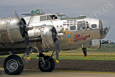 CUNWB 00025 Boeing B-17G Flying Fortress Sentimental Journey by Peter J Mancus