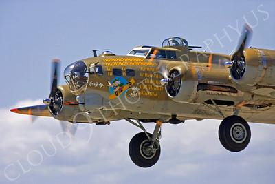 CUNWB 00184 Boeing B-17G Flying Fortress Nine O Nine by Peter J Mancus