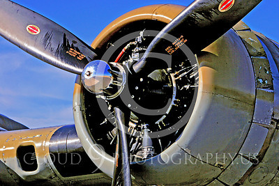 WB - B-17 00023 Boeing B-17G Flying Fortress by Peter J Mancus