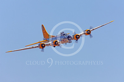 WB-B-17 00048 Boeing B-17 Flying Fortress by Peter J Mancus
