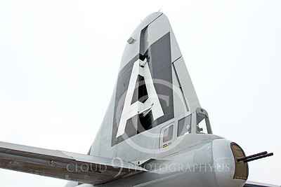 WB - B-29 00007 Close up of tail and tail gun of Fifi, a World War II era US Army Air Force Boeing B-29 Superfortress warbird, by Peter J Mancus