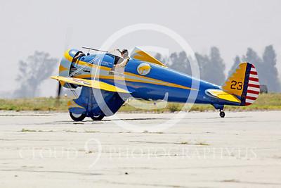WB - Boeing P-26 Peashooter 00013 Boeing P-26 Peashooter by Peter J Mancus