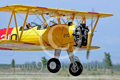 WB - Boeing Stearman PT-13 Kaydet 00012 by Peter J Mancus