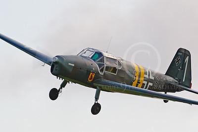 WB - Bucker Bu-181 B-1 Bestmann 00002 by Tony Fairey