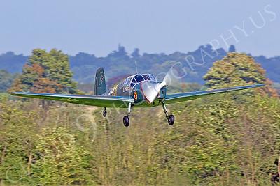 WB - Bucker Bu-181 B-1 Bestmann 00012 by Tony Fairey