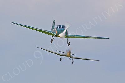 WB - Bucker Bu-181 B-1 Bestmann 00010 by Tony Fairey