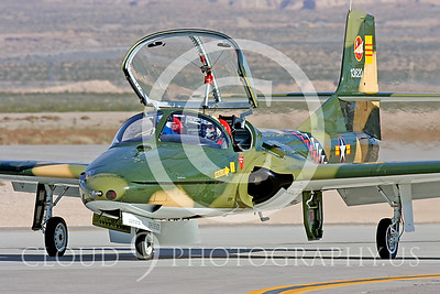 WB-A-37 00001 Cessna OA-37 Dragonfly by Peter J Mancus