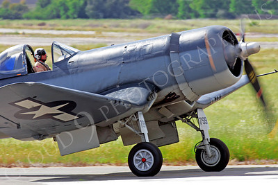 CUNWB 00003 Vought F-4U Corsair by Peter J Mancus