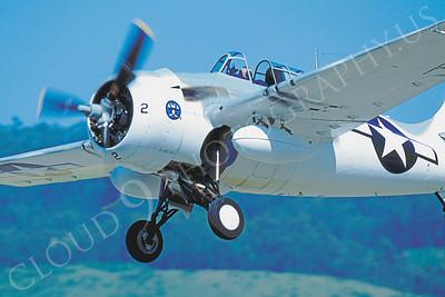 CUNWB 00006 Grumman F-4F Wildcat by Peter J Mancus