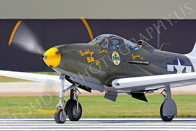 CUNWB 00013 Bell P-39 Airacobra Brooklyn Bum by Peter J Mancus