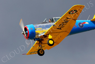 CUNWB 00004 North American T-6 Texan by Peter J Mancus