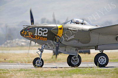 CUNWB 00011 Lockheed P-38 Lightning by Peter J Mancus