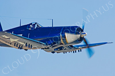 CUNWB 00020 Vought F4U Corsair by Peter J Mancus