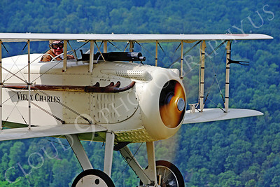 CUNWB 00008 French SPAD VII by Peter J Mancus