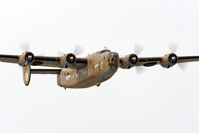 WB - Consolidated B-24 Liberator 00006 Diamond Lil by Peter J Mancus