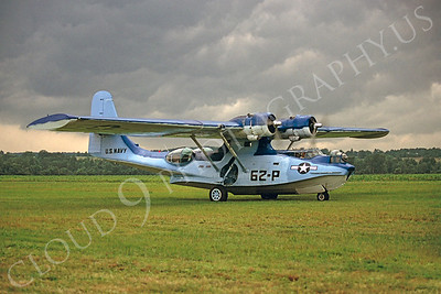 WB - 00001 Consolidated PBY-54 Catalina by Peter J Mancus
