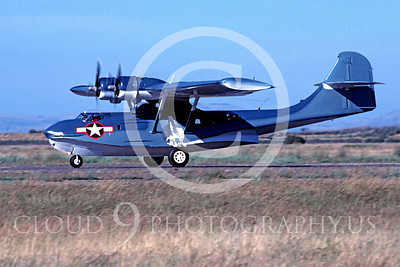 WB - Consolidated PBY-54 Catalina 00013 Consolidated PBY-54 Catalina US Navy warbird by Peter J Mancus