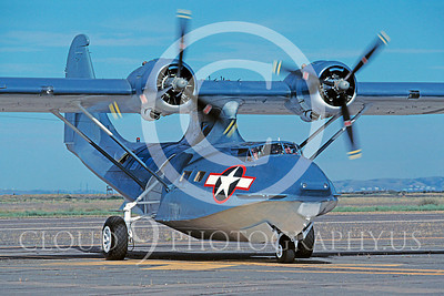 WB - Consolidated PBY-54 Catalina 00003 Consolidated PBY-54 Catalina US Navy warbird by Peter J Mancus