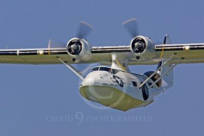 WB - Consolidated PBY54 Catalina 00008 by Tony Fairey