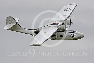 WB - Consolidated PBY-54 Catalina 00024 Consolidated PBY-54 Catalina US Navy warbird by Peter J Mancus
