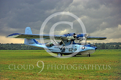 WB - Consolidated PBY-54 Catalina 00021 Consolidated PBY-54 Catalina US Navy warbird by Peter J Mancus
