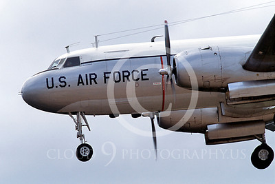 WB - Convair C-131 Samaritan 00006 Convair C-131 Samaritan USAF markings warbird by Peter J Mancus