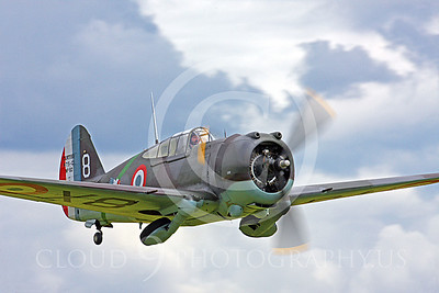WB - Curtiss Hawk 75 00006 Curtiss Hawk 75 French Air Force by Peter J Mancus