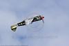 WB-Curtiss P-40 Warhawk 00080 An inverted Curtiss P-40 Warhawk USA WWII era fighter warbird picture by Stephen W  D  Wolf