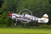 WB-Curtiss P-40 Warhawk 00140 A Curtiss P-40 Warhawk USA WWII era fighter take-off warbird picture by Stephen W  D  Wolf