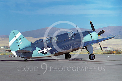 WB - Curtiss SB2C Helldiver 00001 Curtiss SB2C Helldiver by William T Larkins