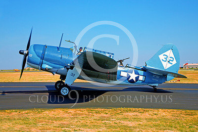 WB - Curtiss SB2C Helldiver 00003 Curtiss SB2C Helldiver by Peter J Mancus
