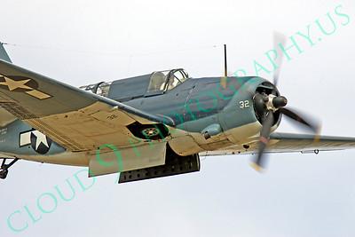 WB - Curtiss SB2C Helldiver 00016 Curtiss SB2C Helliver US Navy World War II torpedo dive bomber warbird by Peter J Mancus