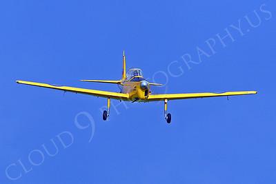WB - de Havilland DHC1 Chipmunk 00008 by Tony Fairey