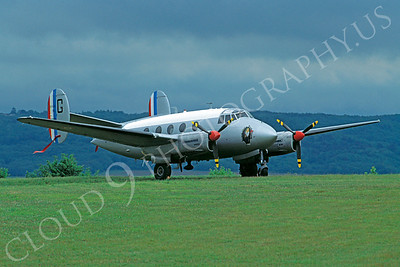 WB - 00001 Dassault MD311 Flamant French Air Force by Stephen W D Wolf