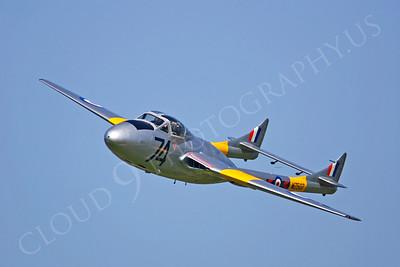 WB - de Havilland Vampire 00006 by Tony Fairey