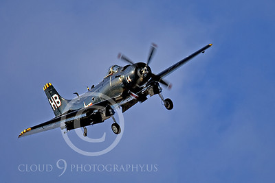 WB-A-1 00033 Douglas A-1 Skyraider by Peter J Mancus