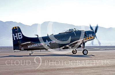 WB-A-1 00015 Douglas A-1 Skyraider by Peter J Mancus