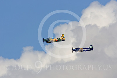 WB-A-1 00016 Douglas A-1 Skyraider by Peter J Mancus