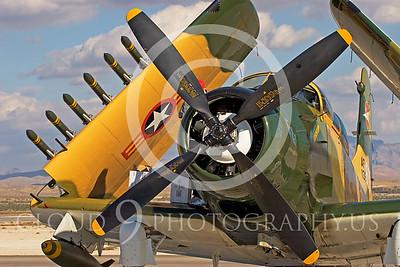 WB-A-1 00001 Douglas A-1 Skyraider by Peter J Mancus