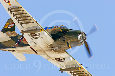 WB-A-1 00026 Douglas A-1 Skyraider by Peter J Mancus