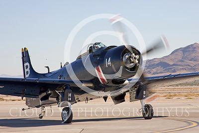 WB-A-1 00003 Douglas A-1 Skyraider by Peter J Mancus