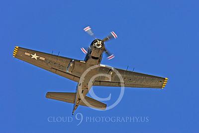 WB-A-1 00032 Douglas A-1 Skyraider by Peter J Mancus