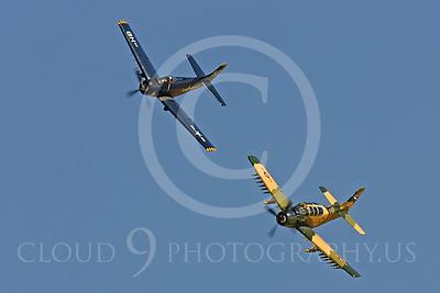 WB-A-1 00022 Douglas A-1 Skyraider by Peter J Mancus