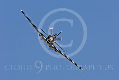 WB-A-1 00024 Douglas A-1 Skyraider by Peter J Mancus