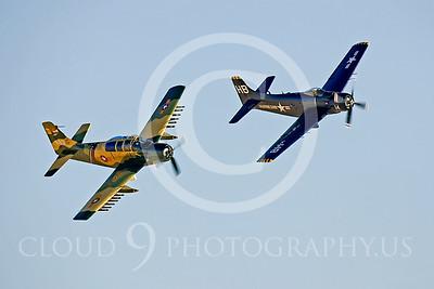 WB-A-1 00038 Douglas A-1 Skyraider by Peter J Mancus