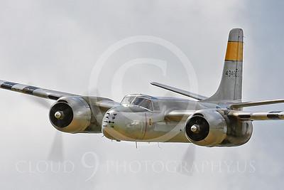 WB - Douglas A-26 Invader 00001 by Peter J Mancus