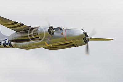 CUNWB 00112 Douglas A-26B Invader by Peter J Mancus