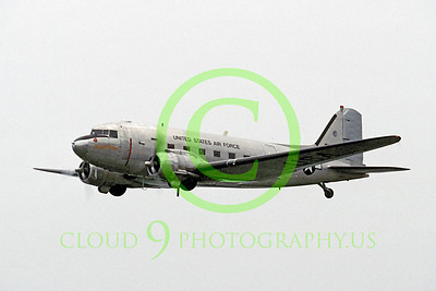 WB - Douglas C-47 Skytrain 00024 Douglas C-47 Skytrain by Peter J Mancus